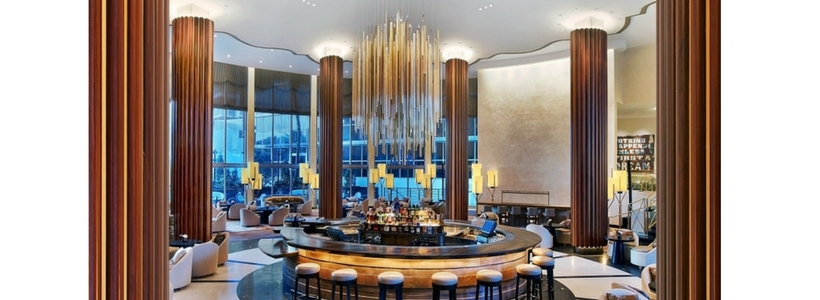 Nobu Hotel Lobby and Bar