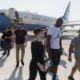 USO Tour with Scarlett Johansson and Ray Allen